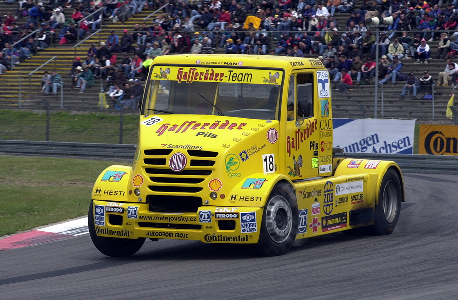 truck rennen am nürburgring