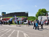 Fotografie z Rally Show  a Autosalonshow 2015 & Helicopter Show 2015